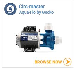 Aqua flo circ-master pumps