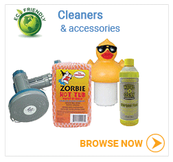 Hot tub cleaners & accessories