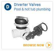 Air valve and diverter valves & parts
