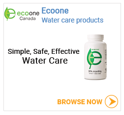 Ecoone hot tub chemicals