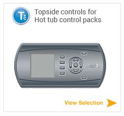 Gecko topside keypads
