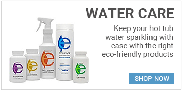 Hot tub chemicals and watercare Canada