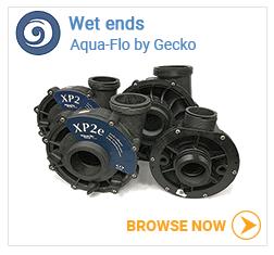 Aqua-Flo pump wet ends