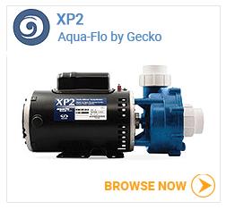 Aqua-flo XP2 pumps