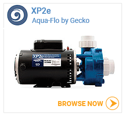 Aqua-flo XP2e pumps