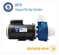 Aqua-Flo XP3 pumps