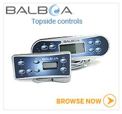 Balboa Topside Controls