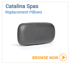 Catalina Spas Pillows