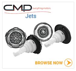 CMP hot tub jets Canada