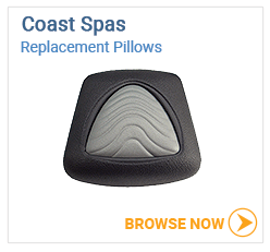 Coast Spas Pillows