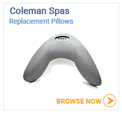 Coleman Spas Pillows