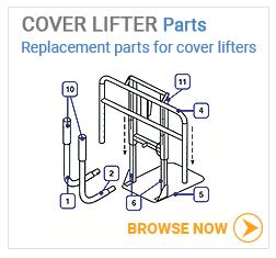 Cover lift parts