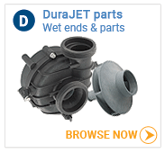 Durajet by Balboa pump parts