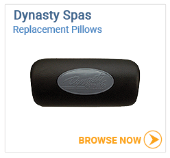 Dynasty Spas Pillows