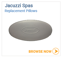 Jacuzzi Spas Pillows