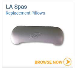 LA Spas Pillows