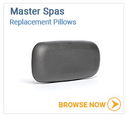 Master Spas Pillows