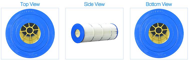 pa50 Pleatco filter