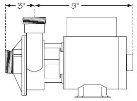 Waterway Iron Might Pump