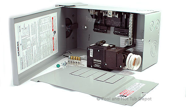 Siemens 60 Amp Gfci Breaker Hot Tub Pack Canada