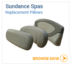 Sundance Spas Pillows
